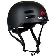 Chilli Inmold helmet black L - Bike helmet