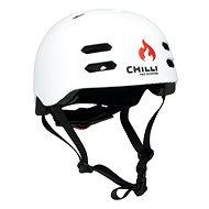 Chilli Inmold helma bílá L