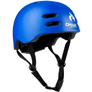 Chilli Inmold helma modrá L - Helma na kolo