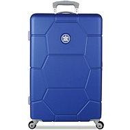 Suitsuit TR-1225/3-M ABS Caretta Dazzling Blue - Cestovní kufr