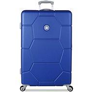 Suitsuit TR-1225/3-L ABS Caretta Dazzling Blue - Cestovní kufr