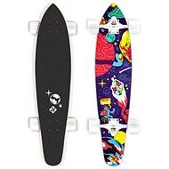"Street Surfing Kicktail 36"" Space - artist series - Longboard"