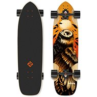 "Street Surfing Freeride 36"" Owl - artist series - Longboard"