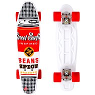 Street Surfing Pop Board Souper Black Dot - Skateboard
