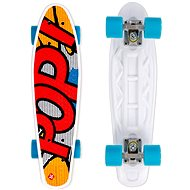Street Surfing Pop Board Souper Popsi Yellow - Skateboard