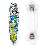 Street Surfing Skelectron - artist series - Skateboard