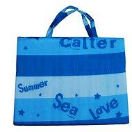 Plážové lehátko CALTER, modré - Podložka