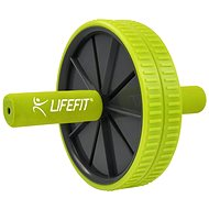 Lifefit Exercise wheel Duo - Posilovací kolečko