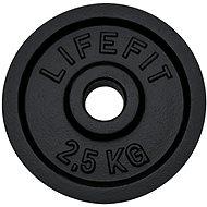 Kotouč Lifefit 2,5 kg / tyč 30 mm - Kotouč