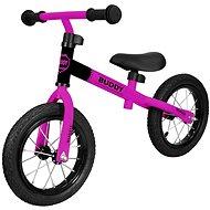 """Buddy 12"""" růžové - Sportovní odrážedlo"""