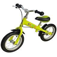 "Sulov Rapido 12"" green - Balance Bike"