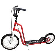 "Lifefit Rider 16""/12""  red/white - Scooter"