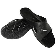 Umbro One Shot Slide black vel. 45,5 EU / 295 mm - Pantofle