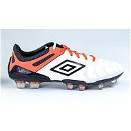 Umbro UX-1 PRO HG WHT / BLK / Cherry Tomato size 41,5 EU / 260 mm - Shoes