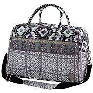 Prana Bhakti Weekender Bag Silver - Taška