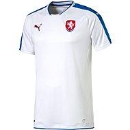 Puma Czech Republic Away white S - Dres