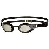 Speedo Elite Google Mirror Au black/smoke - Brýle