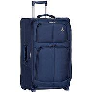 Aerolite T-9613/3-M tmavě modrý - Cestovní kufr