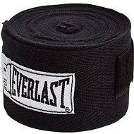 Everlast Bandáže poloelastické černé - Bandáž