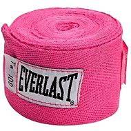 Everlast Bandáže bavlněné růžové - Bandáž
