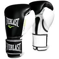 Everlast Powerlock černobílé - Boxerské rukavice