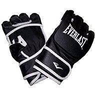 Everlast MMA graplingové rukavice kožené L/XL - Boxerské rukavice