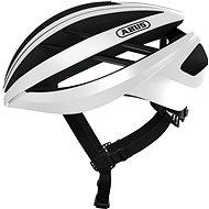 ABUS Aventor polar white M - Helma na kolo