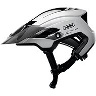 ABUS MonTrailer polar white - Bike helmet