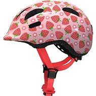ABUS Smiley 2.1 rose strawberry M - Helma na kolo