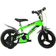 "Dino bikes 12 green R88 - Dětské kolo 12"""