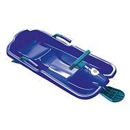 Plastkon Boby řiditelné Skibob modrá - Boby