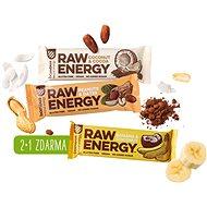 Bombus Raw energy Akce 2+1 - Raw tyčinka