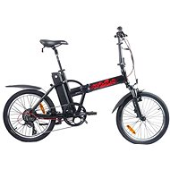 Agogs Barack 11Ah - Folding Electric Bikes