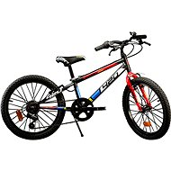 Dino Bikes 20 black - Dětské kolo