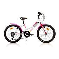"Dino Bikes 20 white - Dětské kolo 20"""