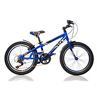 """Dino Bikes 20 fast blue (2017) - Dětské kolo 20"""""""