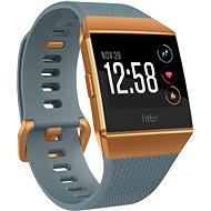 Fitbit Ionic Slate-Blue, Burnt Orange - Chytré hodinky