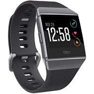 Fitbit Ionic Charcoal Smoke-Gray - Chytré hodinky