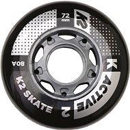 K2 72 mm Active Wheel 8-PACK / ILQ 5 - Kolečka