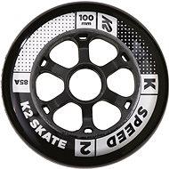 K2 100 mm Speed Wheel 4-PACK - Kolečka