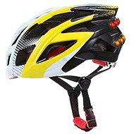 Livall BH60 smart white/yellow - Helma na kolo