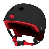 Nokaic helma šedočervená S - Cyklistická helma