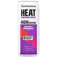 Nutramino HEAT - Mulberry / Pomegranate - 330ml - Sports Drink