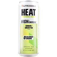 Nutramino HEAT - Ginger/Green Tea - 330ml - Sports Drink