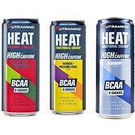 Nutramino HEAT BCAA 330ml - Sportovní nápoj