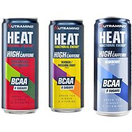 Nutramino HEAT BCAA 330ml - Sports Drink