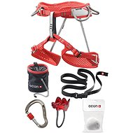 Ocún Climbing Webee Lady set Red - Special packs