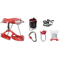 Ocún Climbing Webee Lady set velikost M-L Red - Special packs