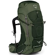 Osprey Aether AG 60 Adirondack Green L - Turistický batoh