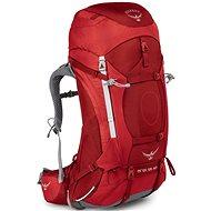 Osprey Ariel AG 55 picante red - Turistický batoh